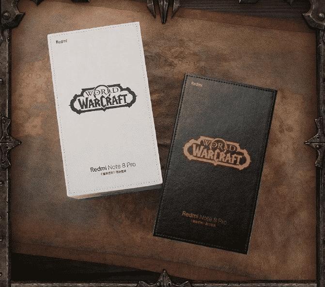 Redmi Note 8 Pro edisi WoW