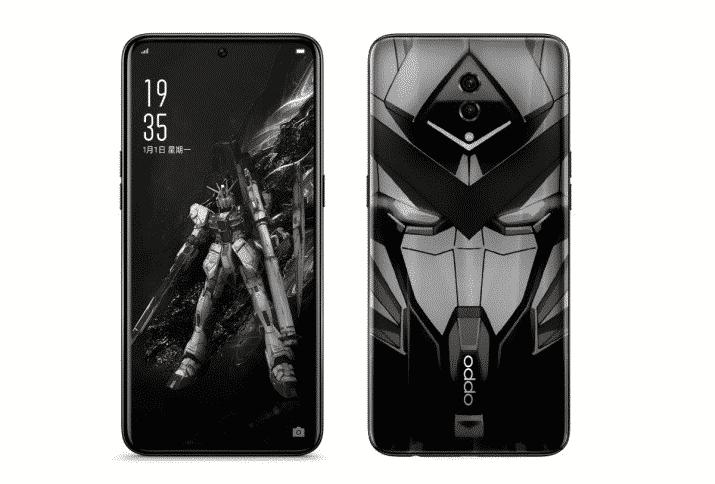 Reno Ace Edisi Gundam