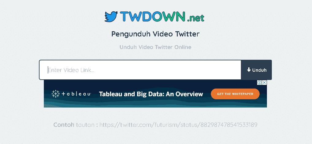 Cara Download Video Twitter Tanpa atau Menggunakan Aplikasi