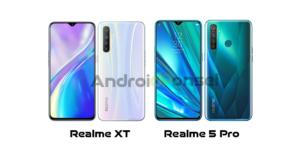 Perbandingan Realme XT vs Realme 5 Pro