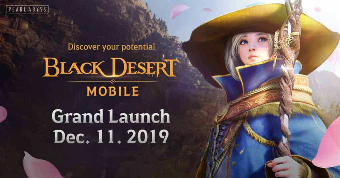 Game Black Desert Mobile