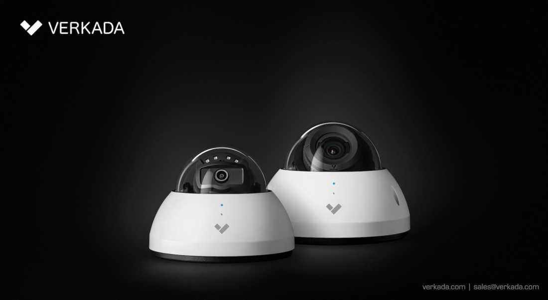 Kamera Kemanan Dome Series