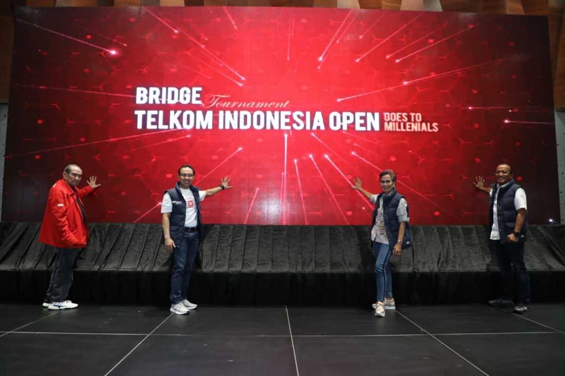 Turnamen Bridge Telkom Indonesia Open 2019