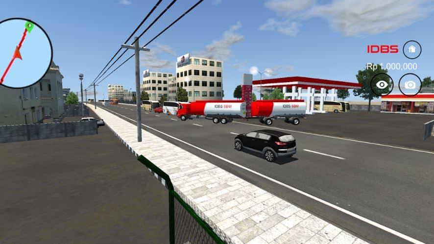 Game Mobil Truk Tanki