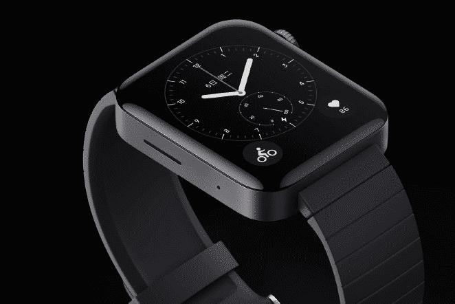 Desain Xiaomi Mi Watch