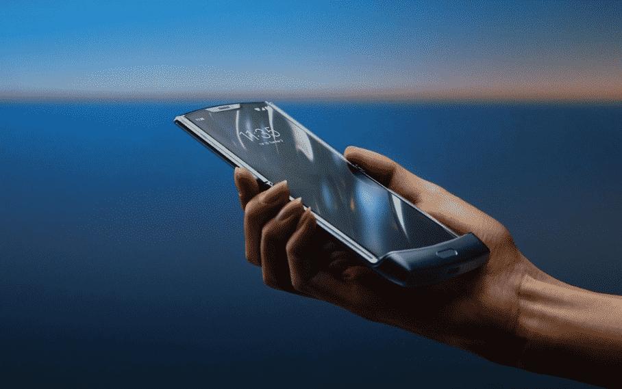 Desain Motorola Razr 2019 Layar Lipat