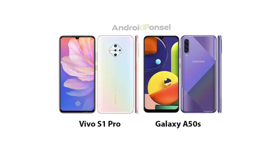 Perbandingan Vivo s1 Pro vs Samsung Galaxy A50s Thumbnail