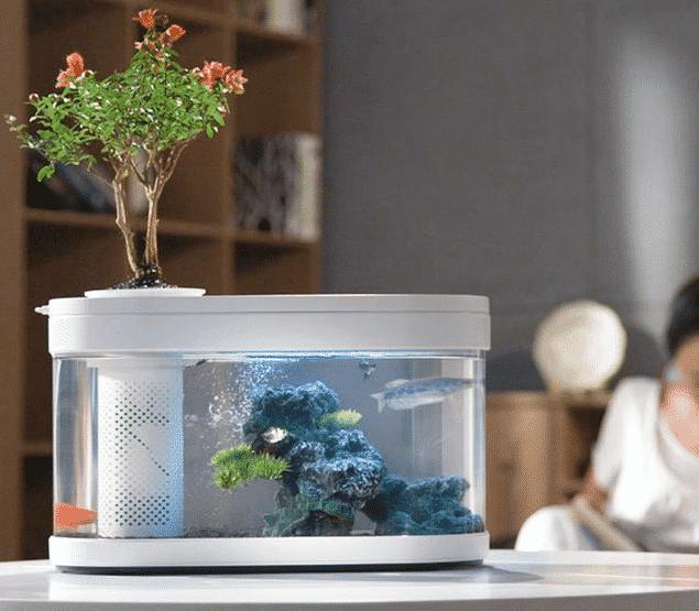 Xiaomi Aquarium nano portabel