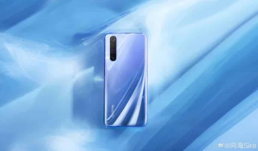 Desain Belakang Realme X50 5G