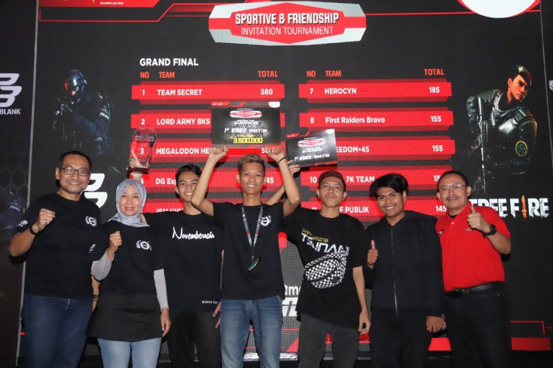 Bukti Mendukung Perkembangan eSport, Telkom Gelar IndiHome Gamers Invitational Tournament 2019