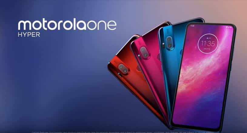 Motorola One Hyper 1