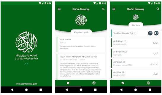 Aplikasi Al-Quran Terbaik