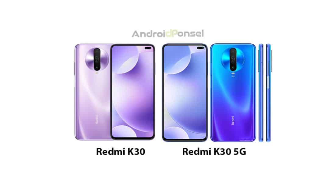 Redmi K30 vs Redmi K30 5G