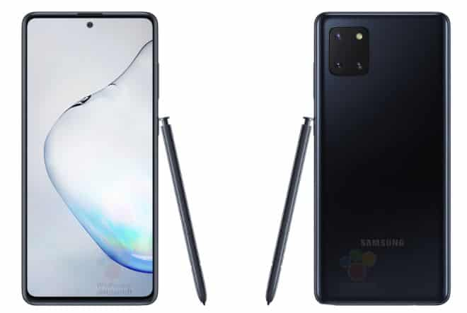 Spesifikasi Galaxy S10 Lite 2