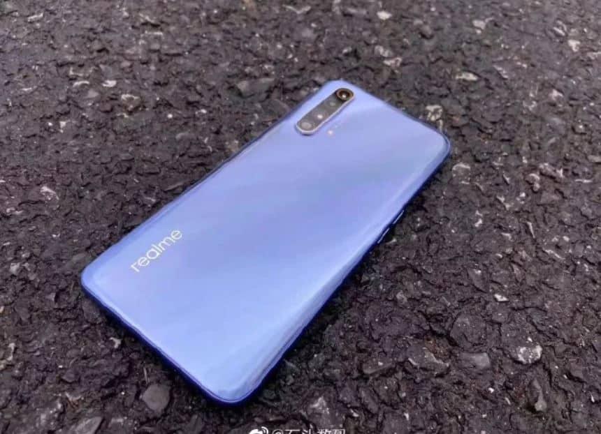 Tampilan dari Realme X50 5G 2