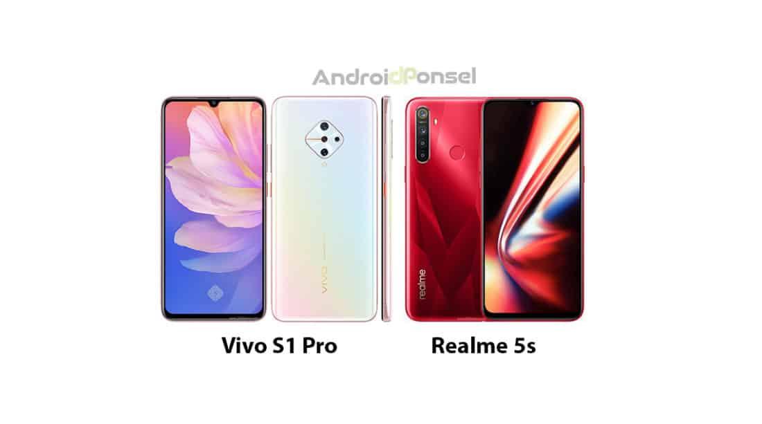 Vivo s1 Pro vs Realme 5s