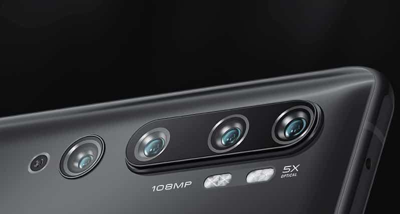 Xiaomi Mi Note 10 via xiaomi com