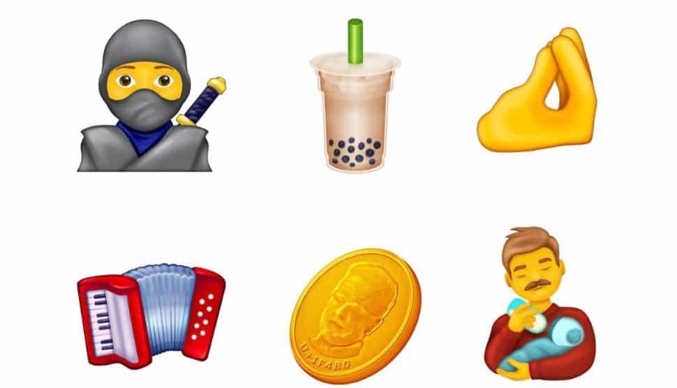 117 Emoji baru siap didistribusikan tahun ini