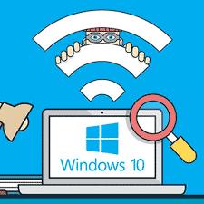 cara membobol wifi dengan laptop windows 10