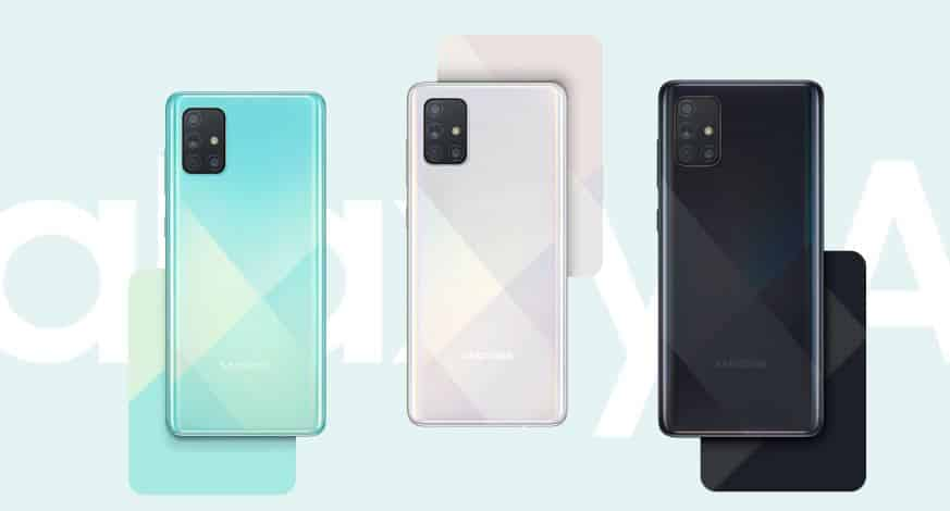 Galaxy A71 vs Galaxy A70s
