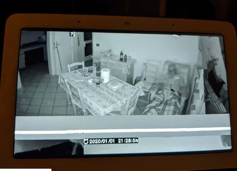 Gambar kamera rumah orang lain 1