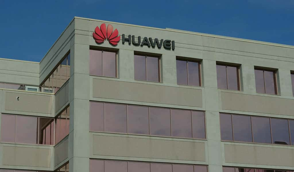 Kantor Huawei China
