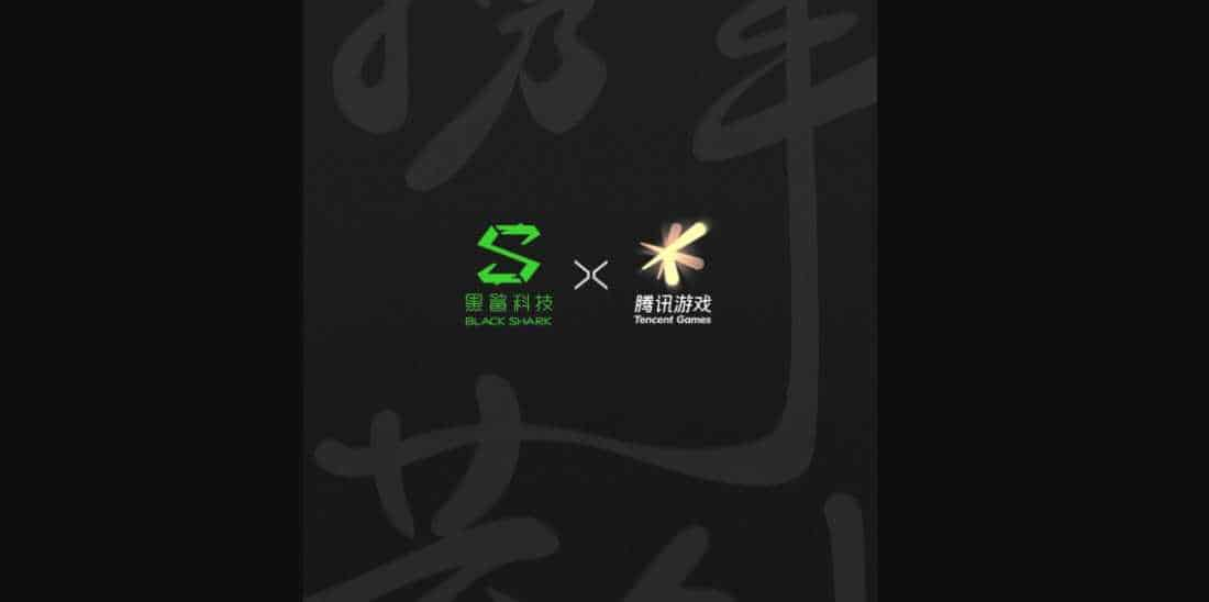 Kerjasama Black Shark dengan Tencent Games