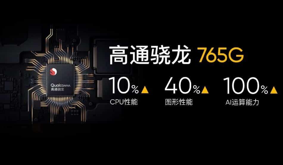 Realme X50 Snapdragon 765G baru