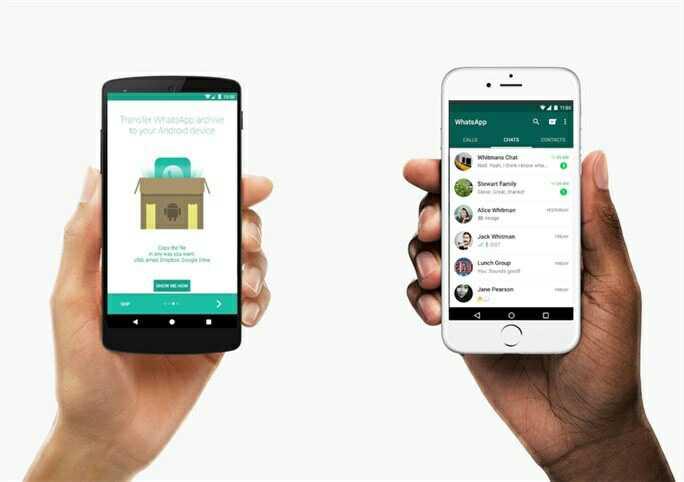 Cara Mudah Memindahkan File dari Android ke iPhone