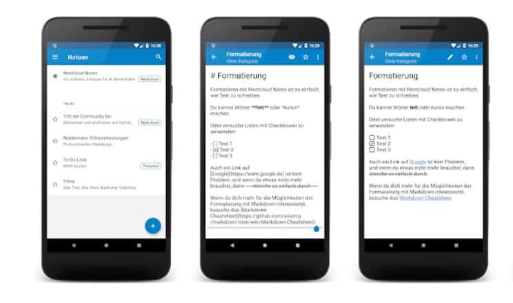 Alternatif untuk Open Source Untuk Gantikan Google Keep