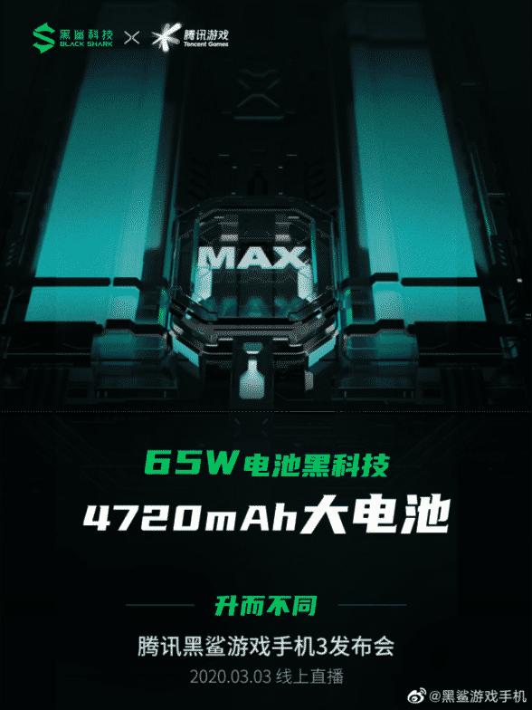 Black Shark 3 Bekerjasama dengan Tencent Games