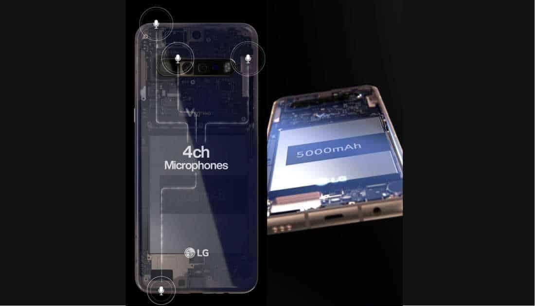 Bocoran Gambar Promosi LG V60