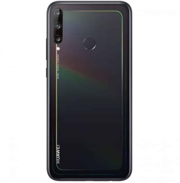 Huawei Y7p hitam