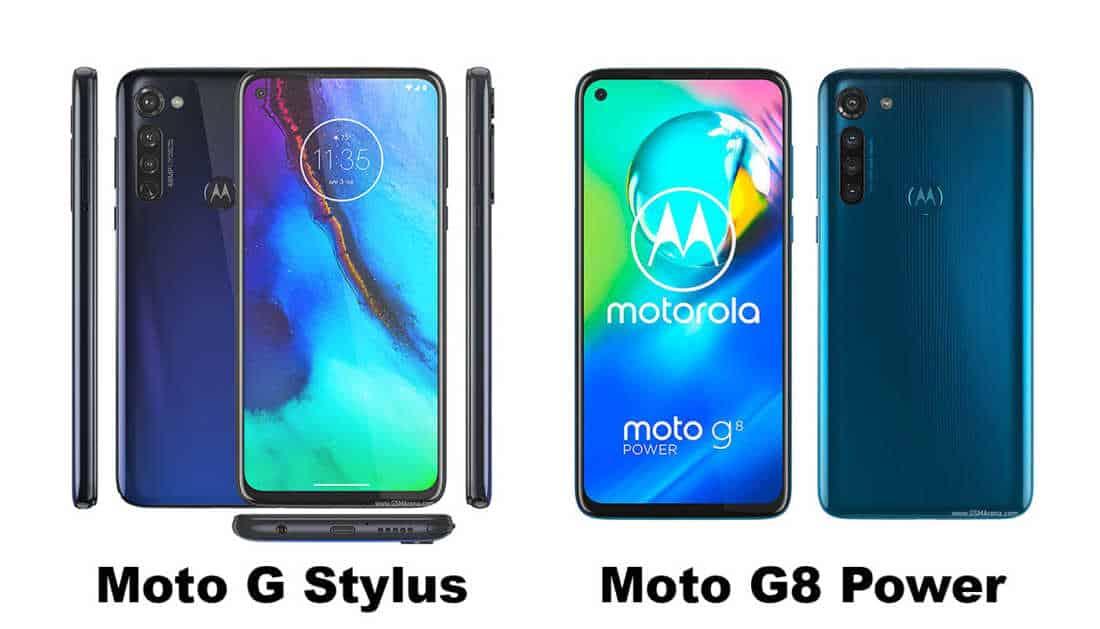 Motorola Luncurkan Moto G Stylus dan Moto G8 Power