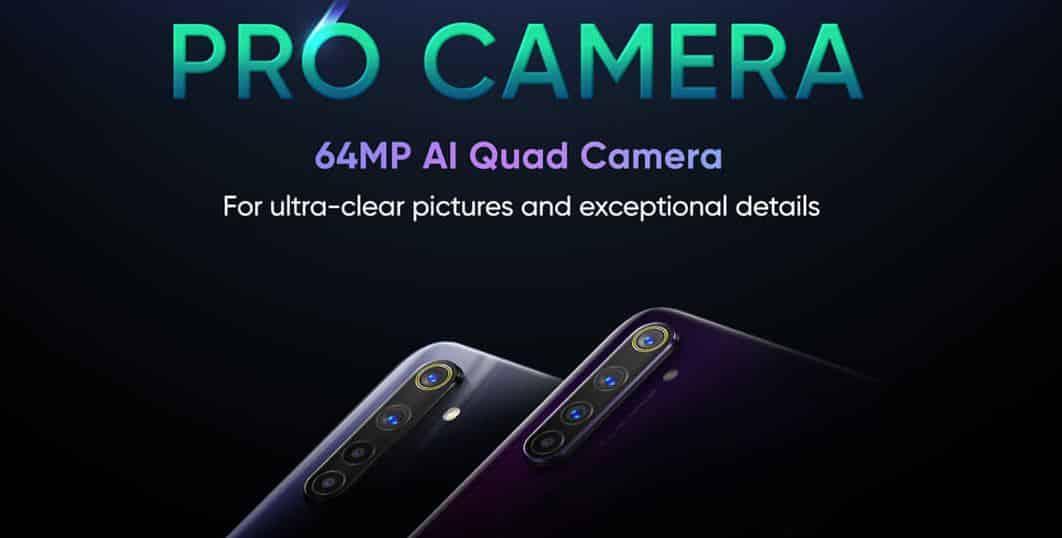 Realme 6 Pro kamera