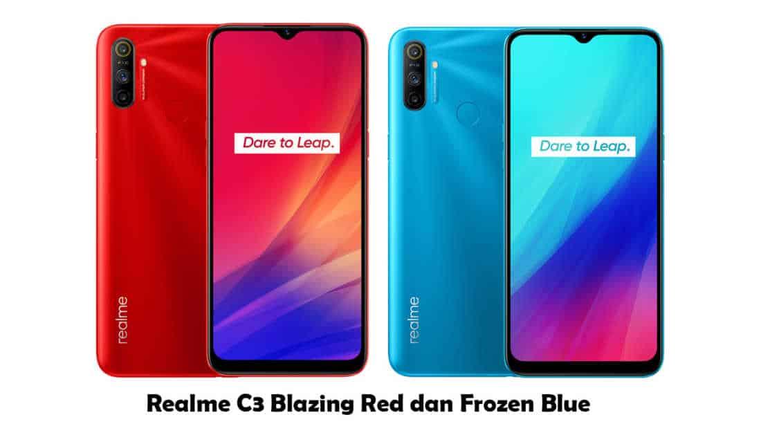 Realme C3 Indonesia 3