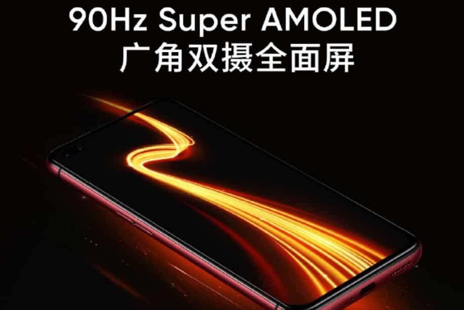 Realme X50 Pro 5G Mendapatkan Layar Super AMOLED dengan Refresh Rate 90hz