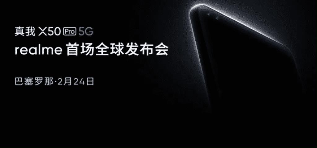 Realme X50 Pro 5G dengan Snapdragon 865