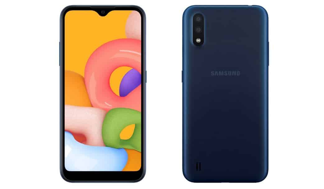 Samsung Galaxy A01 Diluncurkan di Vietnam