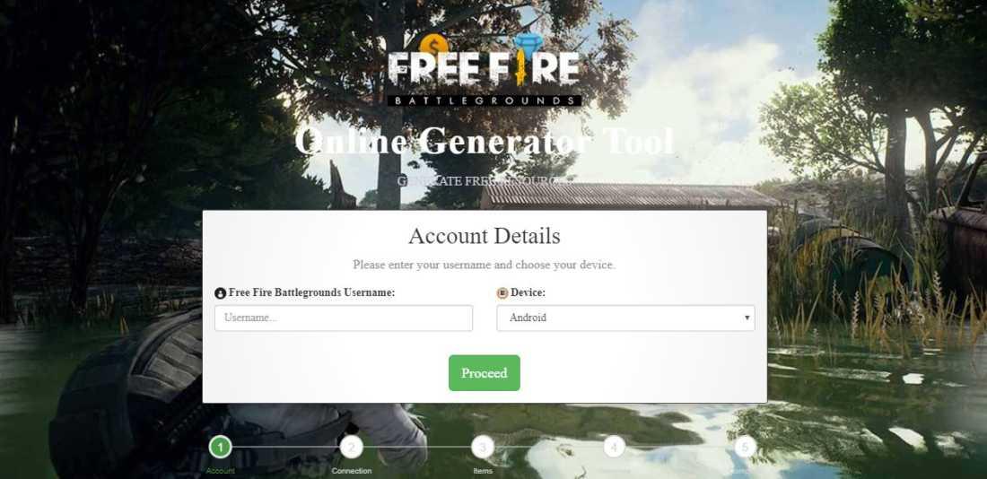 Graminity Situs Generator Free Fire