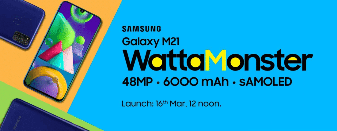 Jadwal Peluncuran Samsung Galaxy M21
