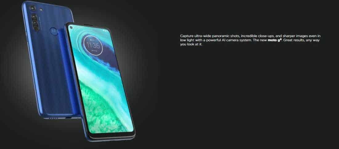 Motorola Moto G8 Resmi Diluncurkan