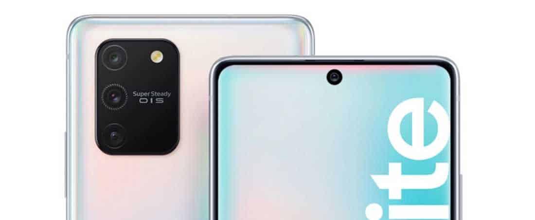 Samsung Galaxy S10 Lite mendapatkan pembaharuan OS