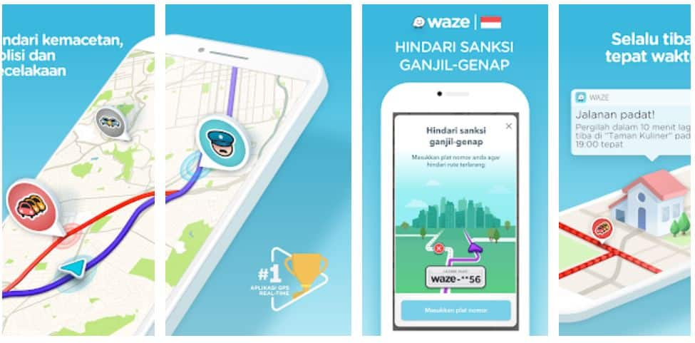 Waze menambahkan titik lokasi rujukan rumah sakit Covid 19 terdekat