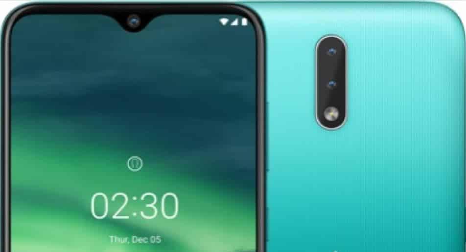 Nokia 2.3 sudah resmi mendapatkan Android 10