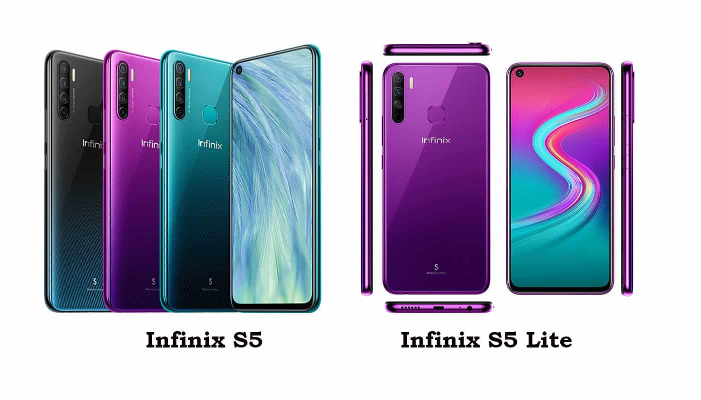 Perbandingan Infinix S5 vs S5 Lite
