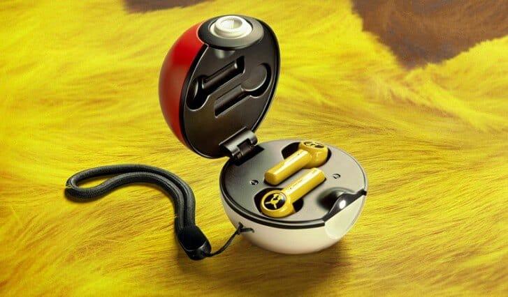 Razer meluncurkan earphone TWS bertema Pikachu Lengkap dengan Case  Poke Ball