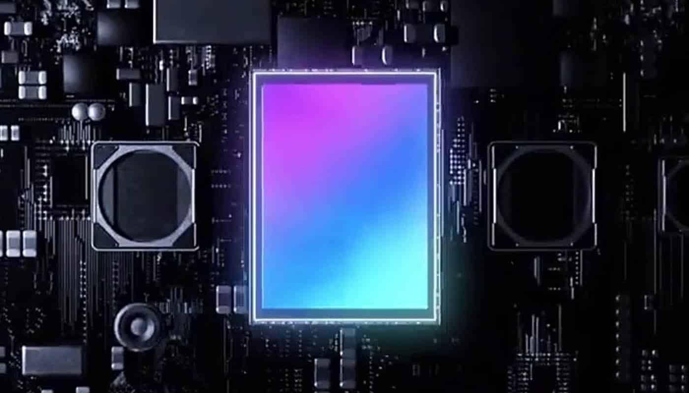 Sensor Kamera 192MP