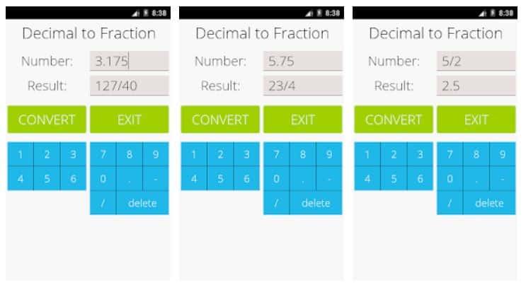 Unduh aplikasi decimal to pecahan GRATIS