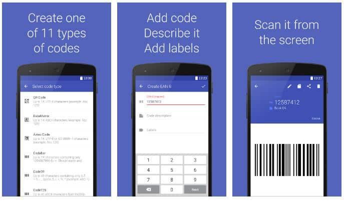 Cara membuat barcode lokasi Google Maps dengan Aplikasi